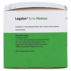 Legalon forte Madaus 100 Stück N3 - Rückseite