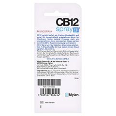CB12 Spray 15 Milliliter - Rückseite