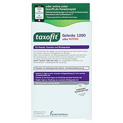 Taxofit Gelenke 1200 ultra intens Tabletten 40 Stück - Rückseite