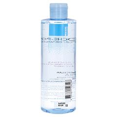 ROCHE-POSAY Mizellen Reinigungsfluid reaktive Haut 400 Milliliter - Rückseite