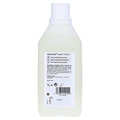 SENSIVA Waschlotion 1 Liter - Rückseite