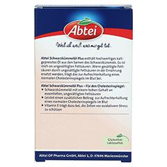 ABTEI Schwarzkümmelöl (Plus) 48 Stück - Rückseite
