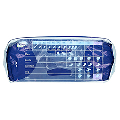 TENA FLEX maxi S 22 Stück - Oberseite