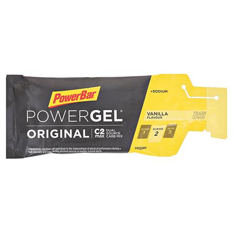 POWERBAR PowerGel Original & Fruit Vanilla 41 Gramm
