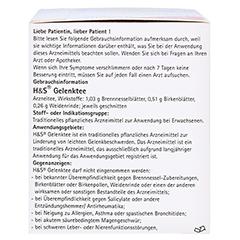 H&S Gelenktee 20x2.0 Gramm - Rechte Seite