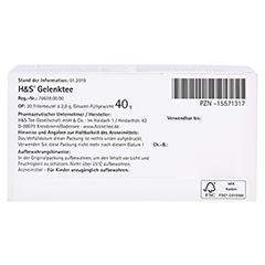H&S Gelenktee 20x2.0 Gramm - Unterseite