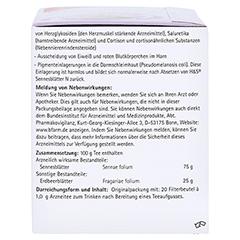 H&S Sennesblätter N 20x1.0 Gramm N1 - Linke Seite