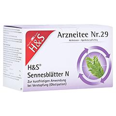 H&S Sennesblätter N 20x1.0 Gramm N1