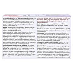 H&S Sennesblätter N 20x1.0 Gramm N1 - Rückseite