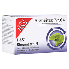 H&S Rheumatee N 20x2.0 Gramm