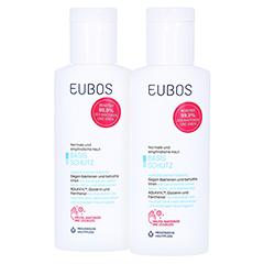 EUBOS BASIS SCHUTZ Handdesinfektionsgel 100 Milliliter