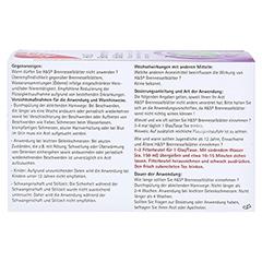 H&S Brennesselblätter 20x1.6 Gramm - Rückseite