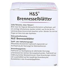 H&S Brennesselblätter 20x1.6 Gramm - Rechte Seite