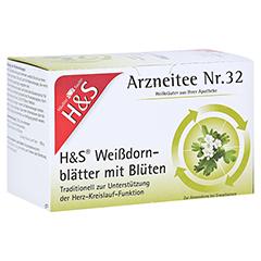 H&S Weißdornblätter mit Blüten 20x1.6 Gramm