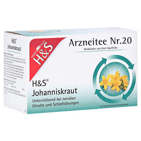 H&S Johanniskraut 20x2.0 Gramm