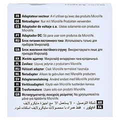 MICROLIFE Netzteil 1 Stück - Rückseite
