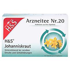 H&S Johanniskraut 20x2.0 Gramm - Vorderseite