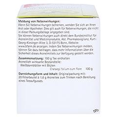 H&S Weißdornblätter mit Blüten 20x1.6 Gramm - Linke Seite