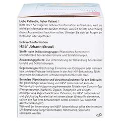 H&S Johanniskraut 20x2.0 Gramm - Rechte Seite
