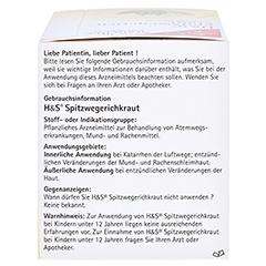 H&S Spitzwegerichkraut 20x1.5 Gramm - Rechte Seite