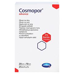 COSMOPOR Advance 10x20 cm 25 Stück - Linke Seite