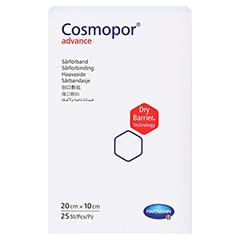 COSMOPOR Advance 10x20 cm 25 Stück - Rechte Seite