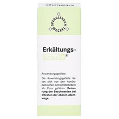 ERKÄLTUNGS ENTOXIN Tropfen 20 Milliliter N1 - Rückseite