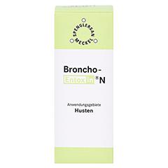 BRONCHO ENTOXIN N Tropfen 20 Milliliter N1 - Vorderseite