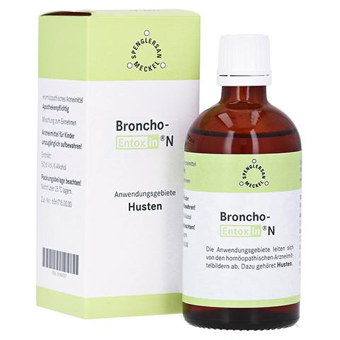 BRONCHO ENTOXIN N Tropfen 100 Milliliter N2