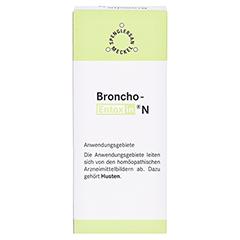 BRONCHO ENTOXIN N Tropfen 100 Milliliter N2 - Rückseite