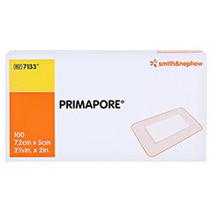 PRIMAPORE 5x7,2 cm Wundverband steril 100 Stück - Vorderseite