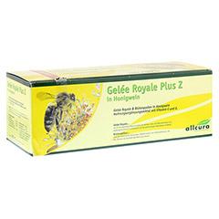GELEE ROYAL plus Z im Honigwein Trinkampullen 30x15 Milliliter