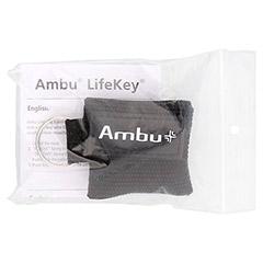 AMBU LifeKey Softcase schwarz 1 Stück