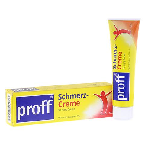 proff® Schmerzcreme 50mg/g 100 Gramm N2