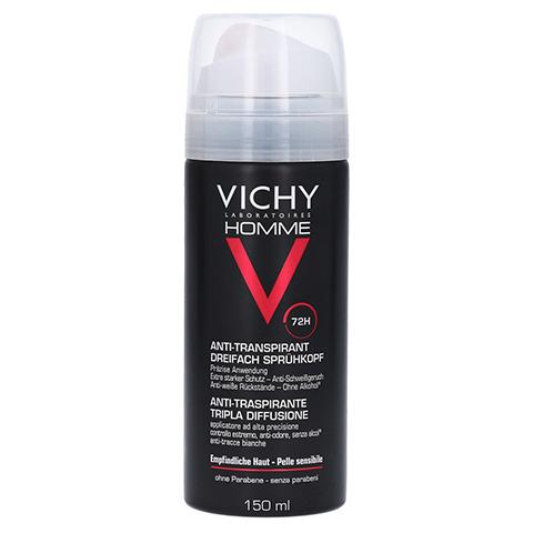 VICHY HOMME Deo Spray 72h 150 Milliliter