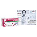 Cetirizin HEXAL bei Allergien + gratis Eucerin UltraSensitive Beruhigende Pflege 7ml 100 Stück N3