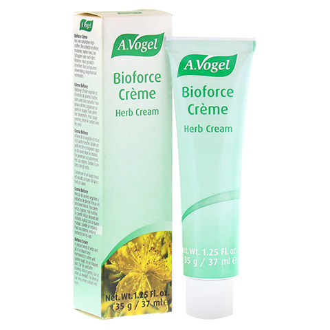 BIOFORCE Creme A.Vogel 35 Gramm