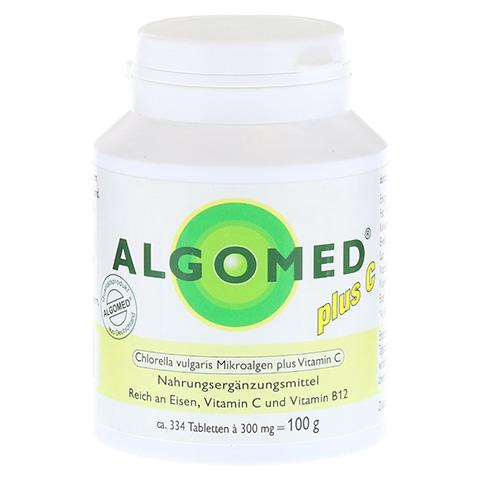 ALGOMED plus C Chlor.vulg.Mikroalg.+Vit.C Tabl. 100 Gramm
