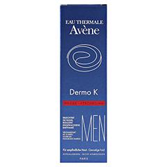 AVENE MEN Dermo-K Creme 40 Milliliter - Vorderseite