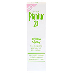 PLANTUR 21 Hydro-Spray 100 Milliliter - Vorderseite