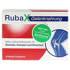 RUBAX Gelenknahrung Pulver 30 Stück - Vorderseite