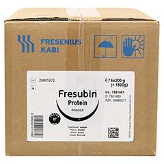 Fresubin Protein Powder 6x300 Gramm - Vorderseite