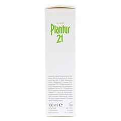 PLANTUR 21 Hydro-Spray 100 Milliliter - Linke Seite