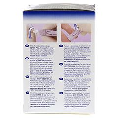 UNISTIK 3 Comfort 1,8 mm Eindr.Tiefe Stechhilfe 100 Stück - Linke Seite