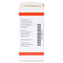 MANDRAGORA E radice siccata D 12 Tabletten 80 Stück N1 - Linke Seite