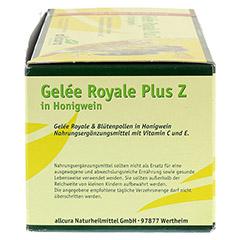 GELEE ROYAL plus Z im Honigwein Trinkampullen 30x15 Milliliter - Rechte Seite