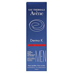 AVENE MEN Dermo-K Creme 40 Milliliter - Rückseite