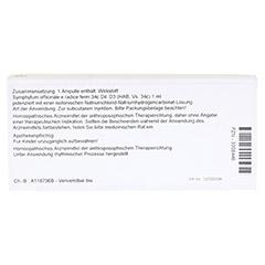SYMPHYTUM E radice D 3 Ampullen 10x1 Milliliter N1 - Rückseite