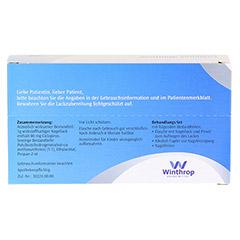 Ciclopirox Winthrop Nagellack 3 Gramm N1 - Rückseite