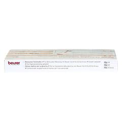BEURER GL44/GL50 Blutzucker-Teststreifen Folie 50 Stück - Unterseite